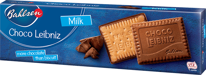 Bahlsen leibniz milk chocolate