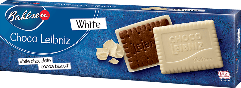 Bahlsen chocoleibniz white chocolate