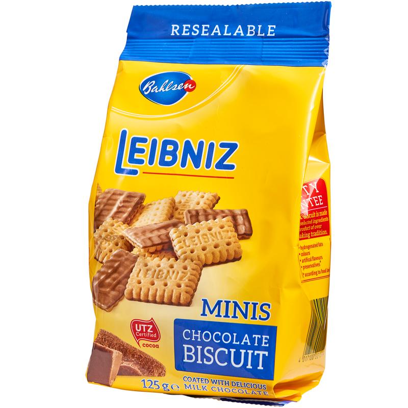 Leibniz chocolate minis